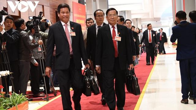 Các đại biểu mang tâm tư của nhân dân gửi tới Đại hội XIII của Đảng