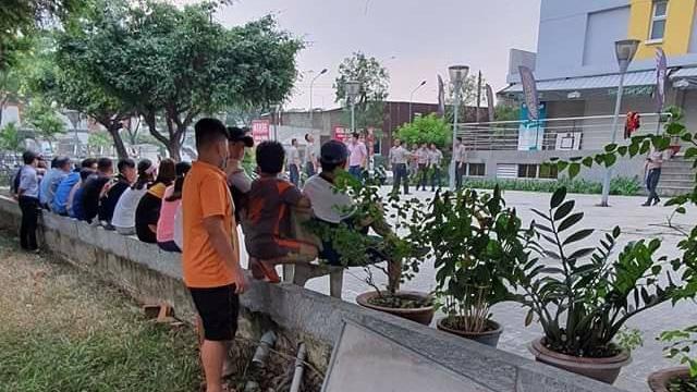 Nghi rơi từ tầng 12 chung cư, Chi Cục trưởng Chi cục Thi hành án Dân sự quận Bình Tân tử vong