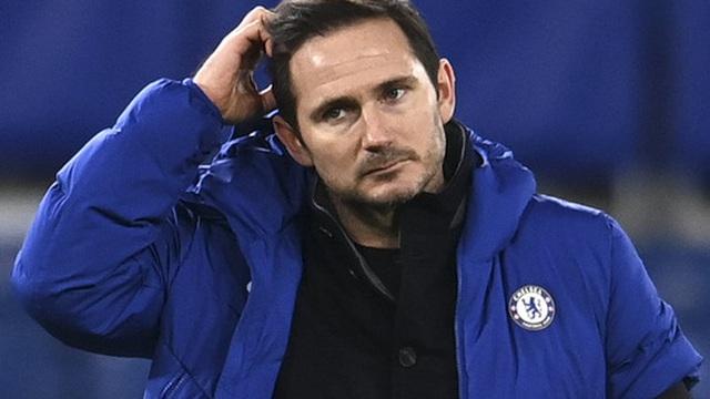 Nóng: Frank Lampard bị Chelsea 'trảm'