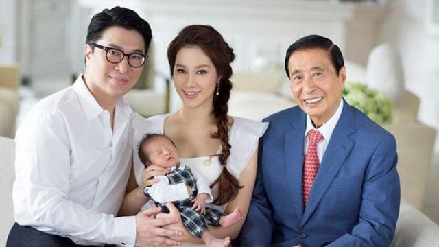 Mỗi lần sinh con lại được gia đình chồng tặng vài trăm tỷ đồng, mỹ nhân này là ai?
