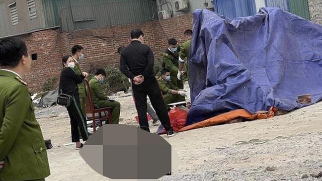 Phát hiện thi thể thai nhi bị vứt bỏ ở bãi rác gần khu công nghiệp