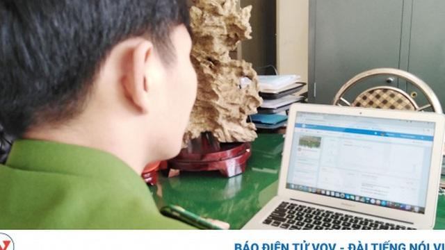 Giả mạo tài khoản mạng xã hội của công an để lừa đảo, chiếm đoạt tài sản
