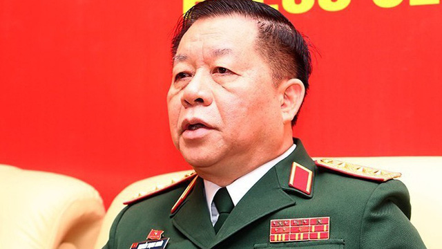 Thượng tướng Nguyễn Trọng Nghĩa: 'Kiên định mục tiêu bảo vệ Tổ quốc'