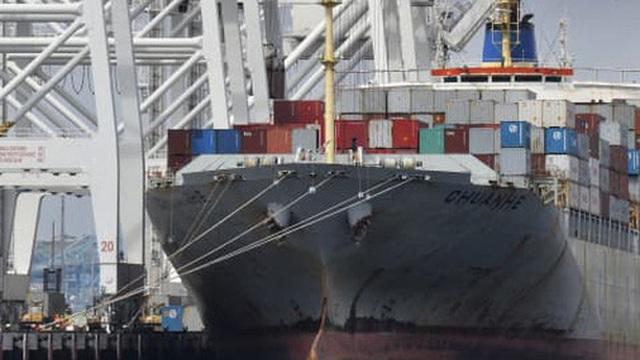 Các công ty vận tải biển từ chối chở nông sản Mỹ, mang container rỗng về Trung Quốc
