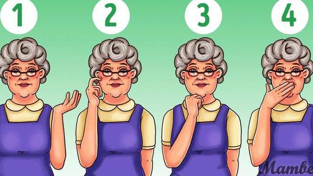 Kiểm tra EQ trong 5 giây: Nhìn tranh, tìm ra người phụ nữ đang nói dối