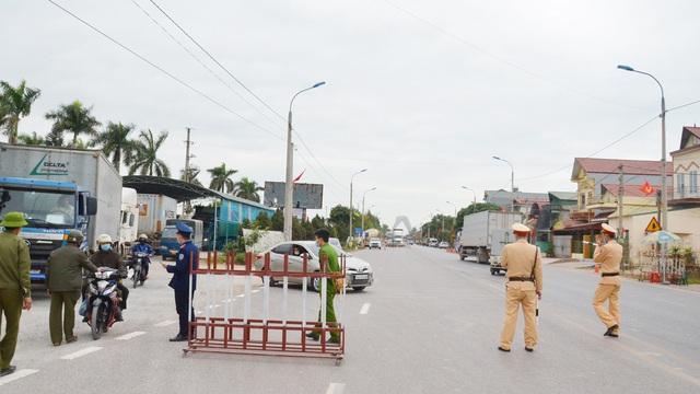 Quảng Ninh: Phong toả xã Bình Dương, TX Đông Triều để phòng, chống dịch Covid-19