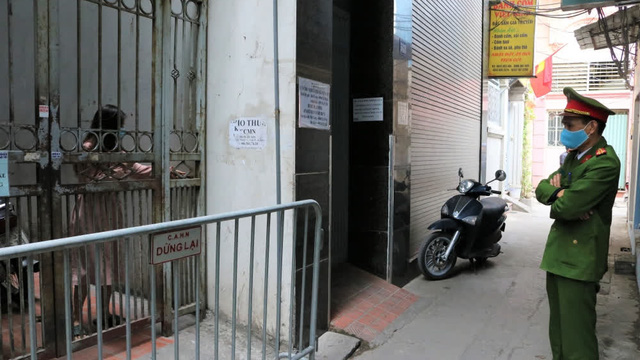 Hà Nội: Lịch trình chi tiết của trường hợp dương tính với SARS-CoV-2 ở đường Nguyễn Khánh Toàn