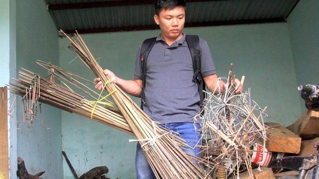 Những thợ săn trả nợ rừng xanh
