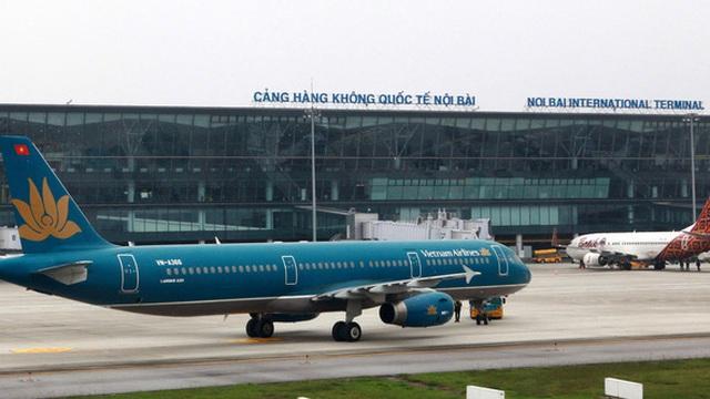 Máy bay phải chuyển hướng, bay chờ vì nghi có mèo chạy qua đường băng sân bay Nội Bài