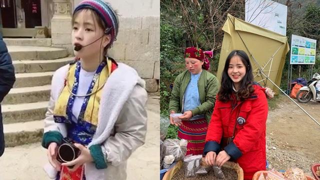 """Sau 1 năm """"nổi tiếng"""" cuộc sống hiện tại của em gái bán lê tại Hà Giang khiến người ta bất ngờ"""