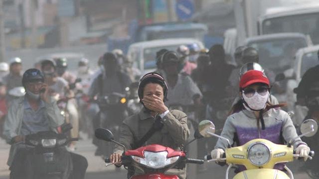 Không khí Hà Nội ô nhiễm mức rất xấu: Khuyến cáo không ra ngoài tập thể dục lúc sáng sớm, chiều tối
