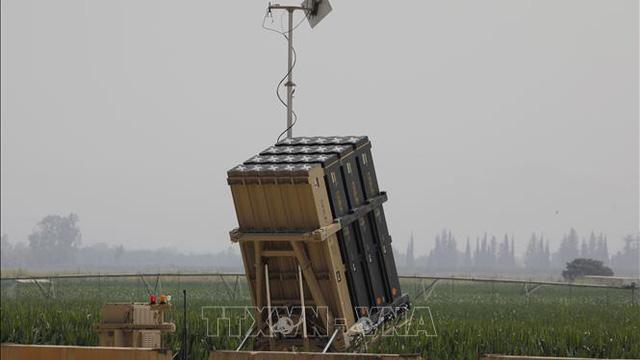 Israel triển khai hệ thống phòng thủ tên lửa Vòm Sắt ở miền Nam