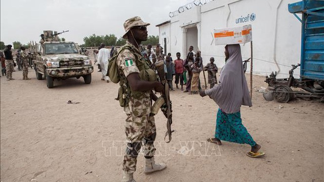 Lực lượng an ninh Nigeria giải cứu 103 con tin