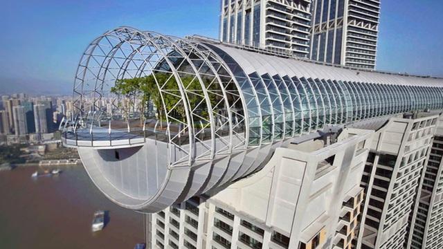 Ngắm nhìn các tòa nhà đẹp và có kiến trúc xuất sắc nhất năm 2020