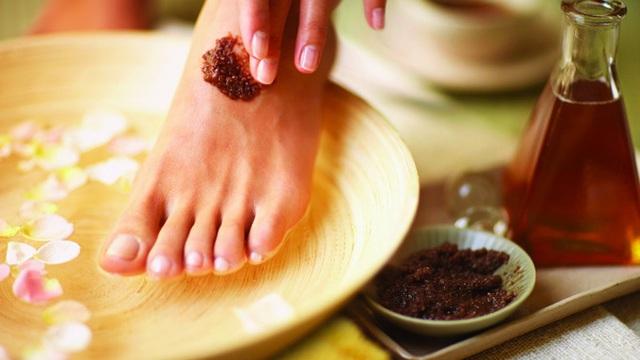 Kỳ diệu ngâm ấm bàn chân