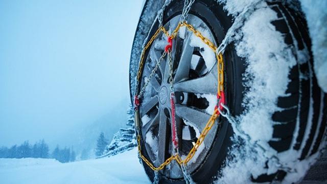Khám phá xích bọc lốp xe chuyên biệt cho mùa đông băng giá