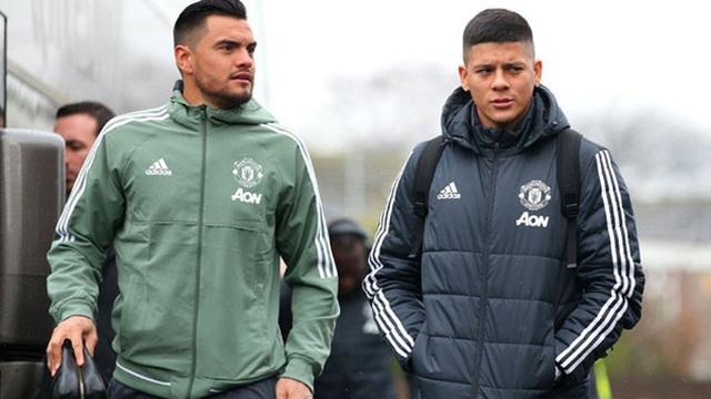 Manchester United không gia hạn hợp đồng với bộ đôi người Argentina