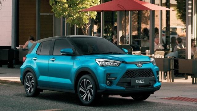 Toyota Raize chính thức bán ở Việt Nam, đại lý hé lộ giá dự kiến không ngờ
