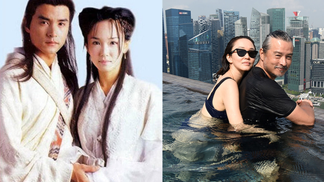 Tiểu Long Nữ - Dương Quá đẹp nhất showbiz: Kết hôn ngoài đời, chàng tù tội nàng vẫn không bỏ rơi
