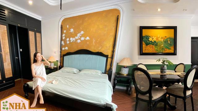 Ngôi nhà phong cách Indochine của đôi vợ chồng trẻ: Chi 700 triệu để mang cảm giác Hà Nội đầy tinh tế vào từng góc nhà