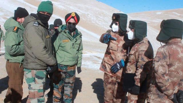 Biên giới Trung - Ấn lại căng thẳng, 200 lính Trung Quốc vượt tuyến, một số bị Ấn Độ tạm giữ