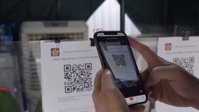 Quét mã QR trên căn cước công dân sẽ sao chép được 7 trường thông tin