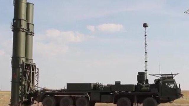 Hệ thống phòng không S-500 đầu tiên canh gác vùng trời thủ đô Moscow