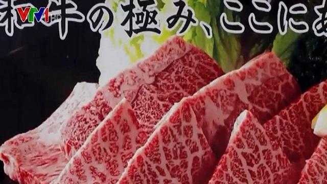 Nhật Bản làm thịt bò wagyu bằng máy in 3D