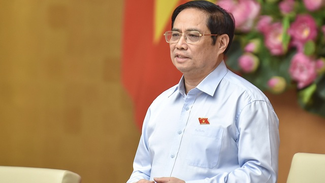 Thủ tướng Phạm Minh Chính: Không được ban hành những gì trái với quy định của Trung ương!