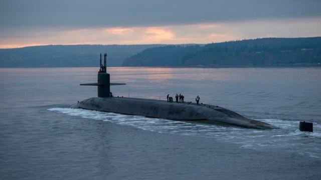 """Mỹ chi bộn tiền đóng tàu ngầm hạt nhân """"săn mồi đỉnh cao"""""""