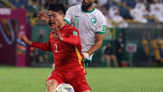 Duy Mạnh sở hữu thống kê tệ tại Vòng loại World Cup 2022