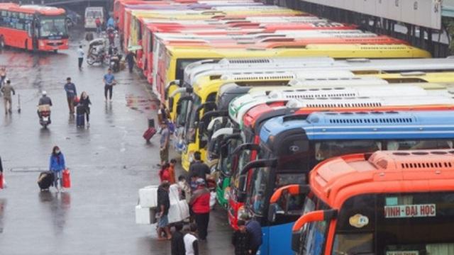 Đã có 15 địa phương đồng ý thí điểm mở lại vận tải khách liên tỉnh