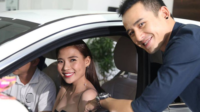"""Thúy Diễm và Lương Thế Thành - cặp đôi bị """"kiếp nạn"""" sao kê của CEO Phương Hằng sở hữu dàn xe """"đỉnh"""" cỡ nào?"""