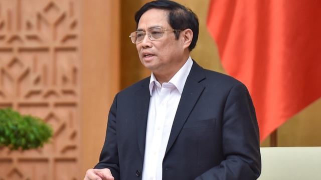 Thủ tướng Phạm Minh Chính: Địa phương tuyệt đối không được ban hành các quy định trái với chỉ đạo của cấp trên