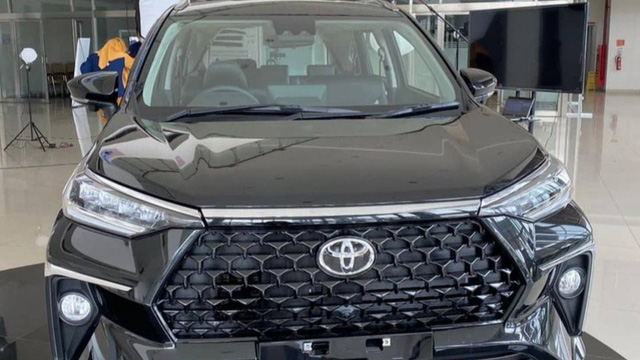 'Tiểu đệ' của Toyota Innova xuất hiện đẹp long lanh khiến Mitsubishi Xpander, Suzuki XL7 'vò đầu bứt tai'