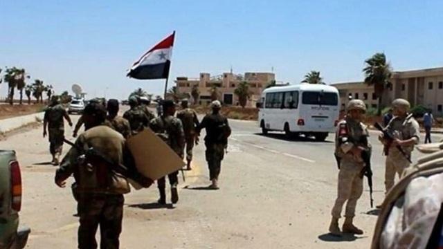 11.000 tay súng phiến quân Syria lũ lượt đầu hàng Nga: Chuyện gì đang xảy ra?