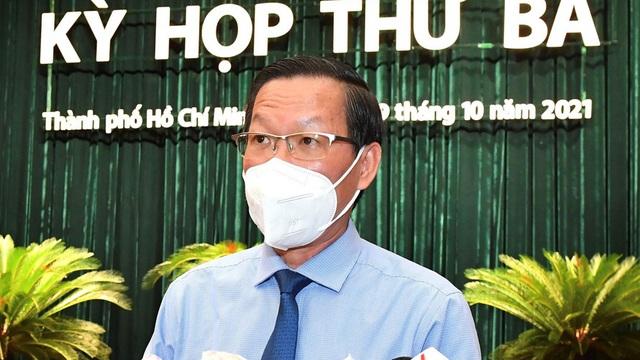 Chủ tịch TPHCM nêu lý do chưa có kế hoạch triển khai Nghị quyết 128