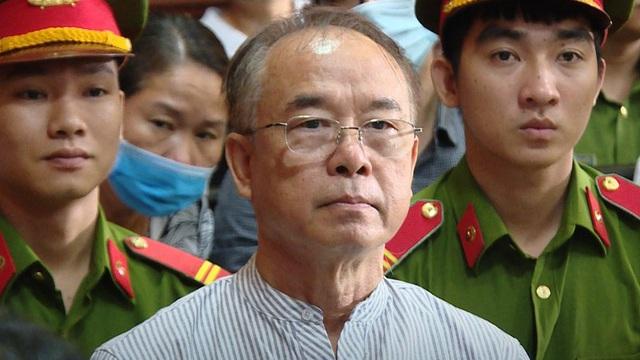 Ông Nguyễn Thành Tài kháng cáo xin giảm nhẹ hình phạt