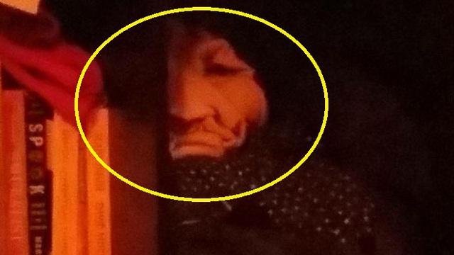 Nhìn thấy khuôn mặt đáng sợ này, đảm bảo ai cũng dựng tóc gáy, nhưng sự thật đây chỉ là...