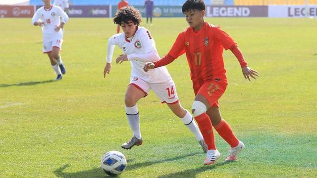 Đại thắng 8-0, Myanmar có bước tiến quan trọng tại giải châu Á