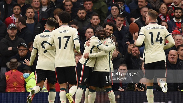 KẾT THÚC Man United 0-5 Liverpool: Trận đấu thảm họa của Quỷ đỏ, một ngày đau đớn của Ronaldo