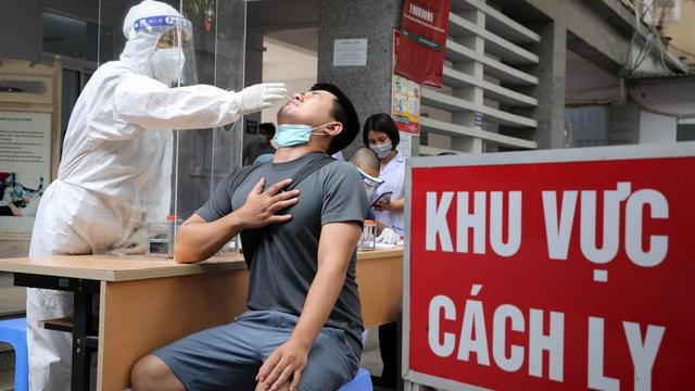 Ngày 25/10 có thêm 3.639 ca COVID-19 mới, Phú Thọ xây dựng Bệnh viện Dã chiến số 2