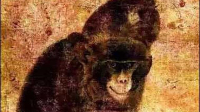 """Phóng to 5 lần bức tranh 1.200 tỷ đồng vẽ mẹ con nhà khỉ: Hóa ra đắt """"cắt cổ"""" vì điểm này!"""