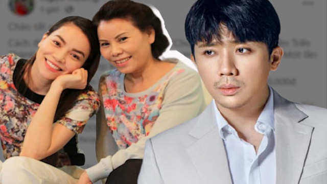 """Xưng hô """"bất thường"""" của Trấn Thành với mẹ Hồ Ngọc Hà và cố nghệ sĩ Phi Nhung"""