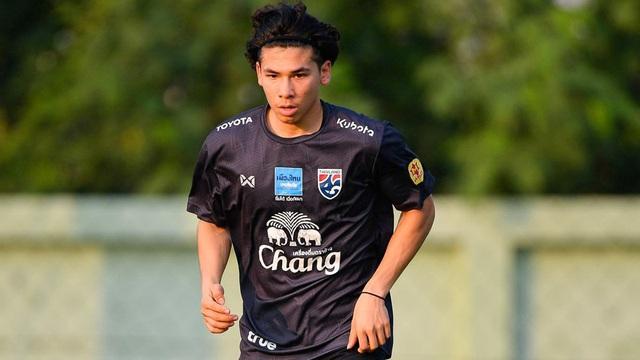 Trốn nghĩa vụ quân sự, sao trời Âu của tuyển Thái Lan buộc phải lỡ hẹn với AFF Cup