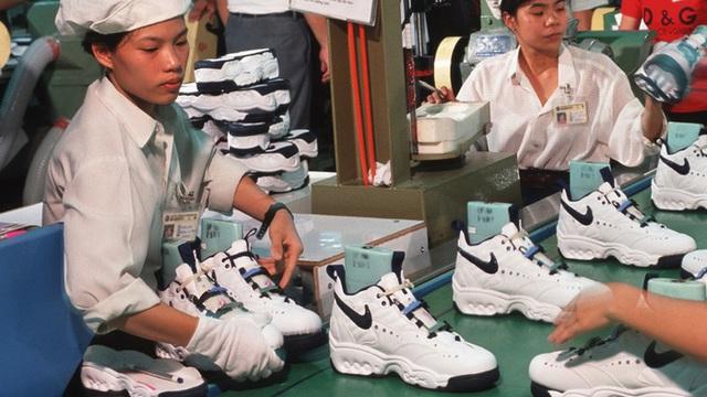 Sự thật thông tin Nike chuyển sản xuất khỏi Việt Nam
