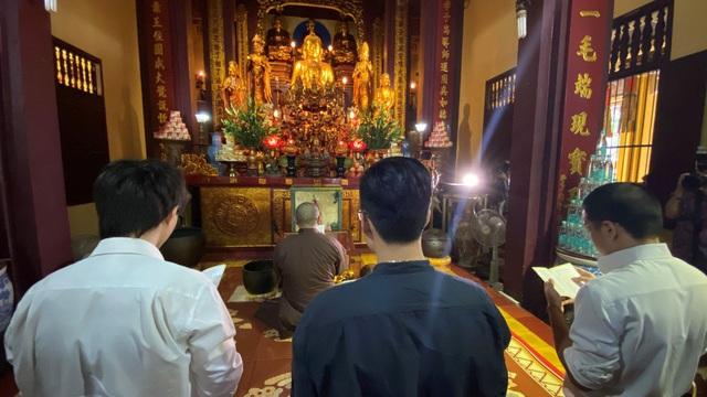 Hà Nội: Nhóm rapper 'xúc phạm, báng bổ' Phật giáo đã đến chùa Quán Sứ sám hối