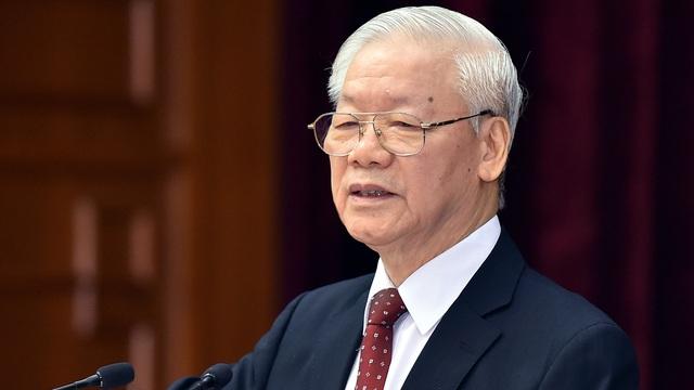 Tổng Bí thư: Dự báo năm 2022, tình hình dịch bệnh trên thế giới và Việt Nam còn diễn biến phức tạp, khó lường