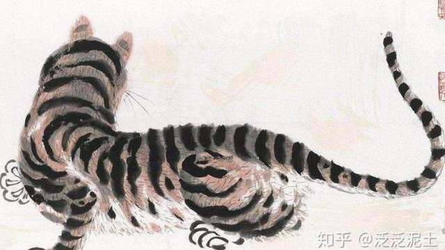 """Bức tranh 100 tỷ đồng vẽ chúa sơn lâm như con """"mèo ốm"""", dân tình chế giễu nhưng chuyên gia tấm tắc: Đắt ở cái đuôi!"""