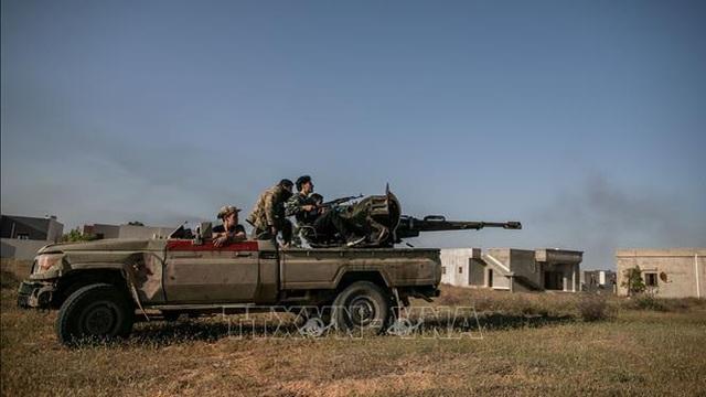 LHQ công bố kế hoạch rút lính đánh thuê khỏi Libya